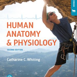 Solution Manual for Human Anatomy & Physiology Laboratory Manual: Making Connections, Cat Version 2nd Edition Whiting