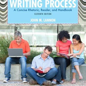 Solution Manual for The Writing Process