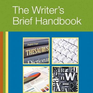 Test Bank for The Writer's Brief Handbook, 7th Edition, Rosa