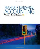 Solution manual for Financial & Managerial Accounting 13th Edition by Warren