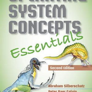 Solution Manual for Operating System Concepts Essentials