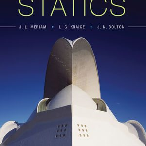 Solution manual for Engineering Mechanics: Statics 8th Edition by Meriam