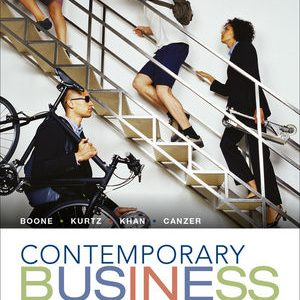 Solution manual for Contemporary Business 2nd Edition by Boone
