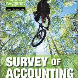 Solution Manual for Survey of Accounting