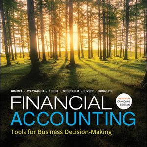 Test Bank for Financial Accounting: Tools for Business Decision-Making