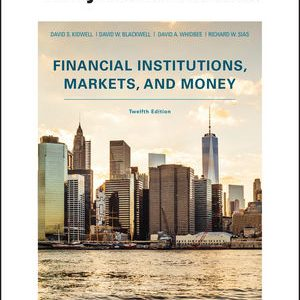 Solution manual for Financial Institutions