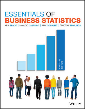 Solution Manual for Essentials of Business Statistics