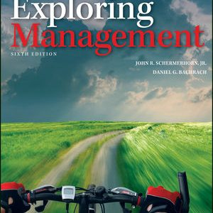 Solution Manual for Solution Manual for Exploring Management