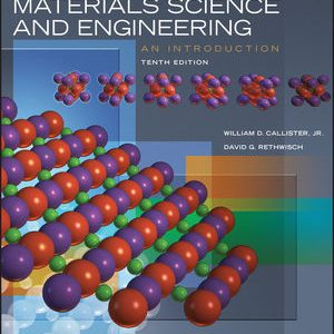 Solution Manual for Materials Science and Engineering: An Introduction 10th Edition by Callister