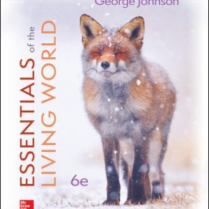 Solution Manual for Essentials of The Living World 6th Edition Johnson