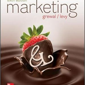 Solution manual for Marketing 6th Edition by Grewal