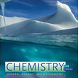 Solution manual for Chemistry for Today: General