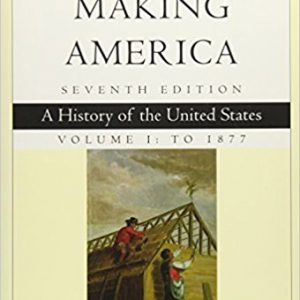 Solution manual for Making America