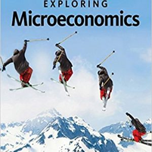 Solution manual for Exploring Economics 7th Edition by Sexton