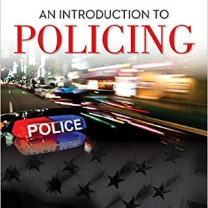 Solution manual for An Introduction to Policing 9th Edition by Dempsey