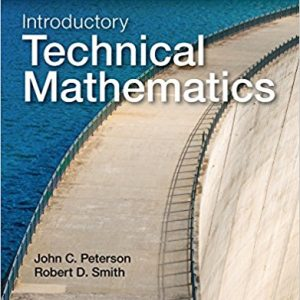 Solution manual for Introductory Technical Mathematics 6th Edition by Peterson