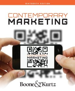 Solution Manual for Contemporary Marketing 16th Edition Boone