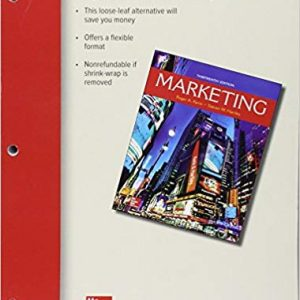 Solution manual for Marketing 13th Edition by Kerin