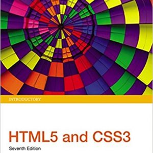 Solution manual for New Perspectives HTML5 and CSS3: Introductory 7th Edition by Carey