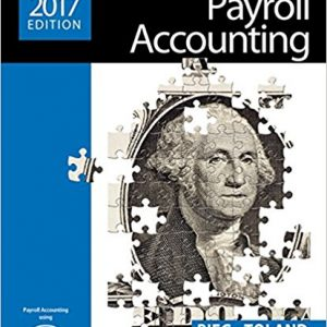 Solution manual for Payroll Accounting 2017 27th Edition by Beig