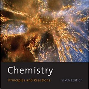 Solution manual for Chemistry: Principles and Reactions 6th Edition by Masterton