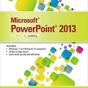 Solution manual for Microsoft PowerPoint 2013 Illustrated Introductory 1st Edition by Beskeen