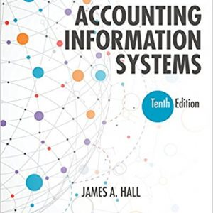 Solution Manual for Accounting Information Systems
