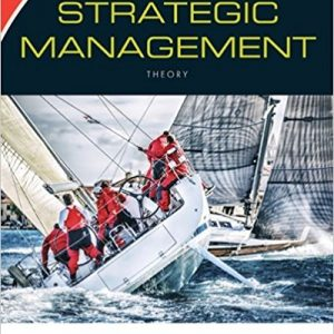 Solution manual for Strategic Management: Theory: An Integrated Approach 12th Edition by Hill