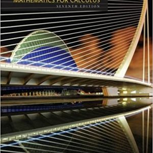 Solution manual for Precalculus Mathematics for Calculus 7th Edition by Stewart