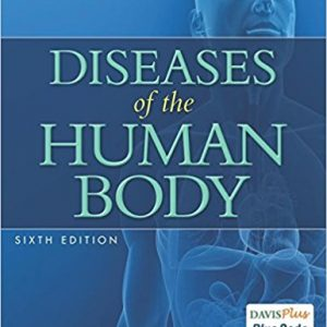 Test Bank for Diseases of the Human Body