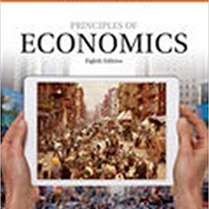 Solution manual for Principles of Economics 8th Edition by Mankiw