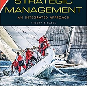 Solution manual for Strategic Management: Theory & Cases: An Integrated Approach 12th Edition by Hill