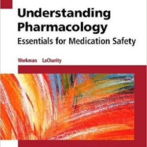 Test Bank for Understanding Pharmacology