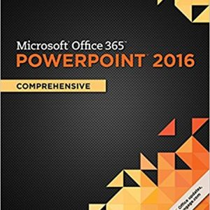 Solution manual for PowerPoint 2016 Comprehensive 1st Edition by Sebok