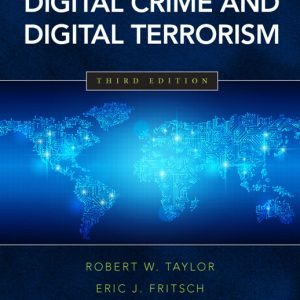 Test Bank for Digital Crime and Digital Terrorism