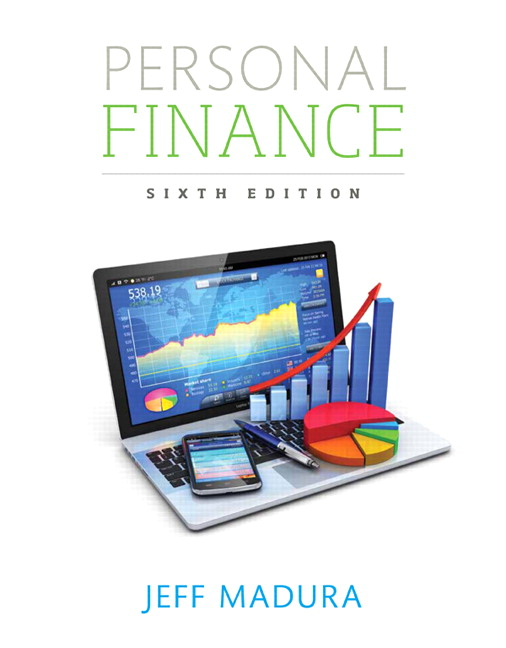 Test Bank for Personal Finance