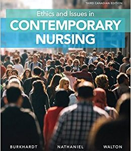 Test Bank for Ethics and Issues in Contemporary Nursing