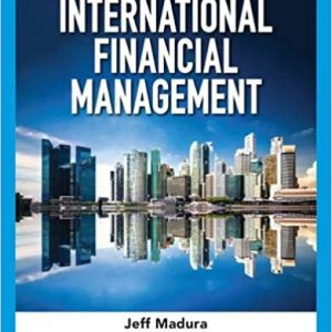 Solution Manual for International Financial Management 14th Edition Madura