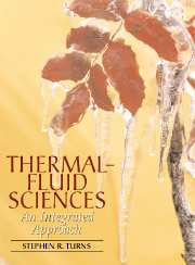 Solution Manual for Thermal-Fluid Sciences An Integrated Approach 1st Edition Turns