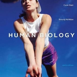 Test Bank for Human Biology