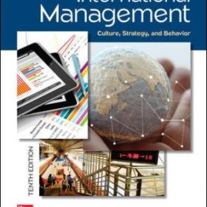 Solution Manual for International Management Culture, Strategy, and Behavior 10th Edition by Luthans