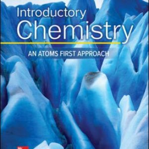 Solution Manual for Introductory Chemistry: An Atoms First Approach 2nd Edition Burdge