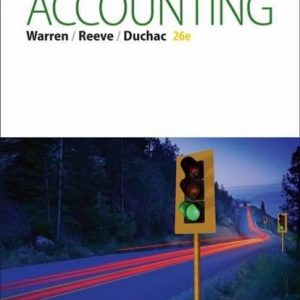 Solution Manual for Accounting