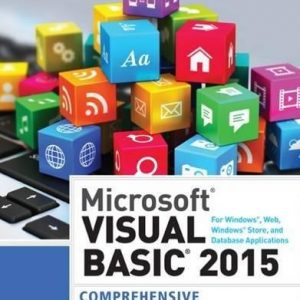 Solution manual for Microsoft Visual Basic 2015 for Windows