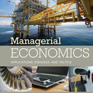 Test Bank for Managerial Economics: Applications