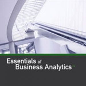 Test Bank for Essentials of Business Analytics 2nd Edition Camm