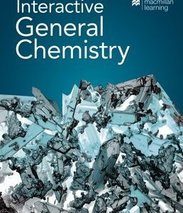 Test Bank for Interactive General Chemistry 1st Edition Learning