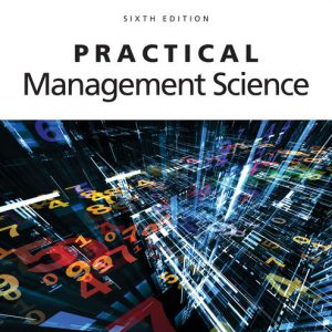 Solution Manual for Practical Management Science