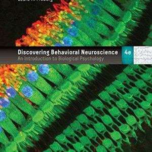 Test Bank for Discovering Behavioral Neuroscience 4th Edition by Freberg