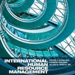 Solution Manual for International Human Resource Management 7th Edition Dowling